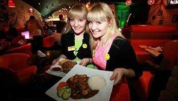 twin stars restaurants