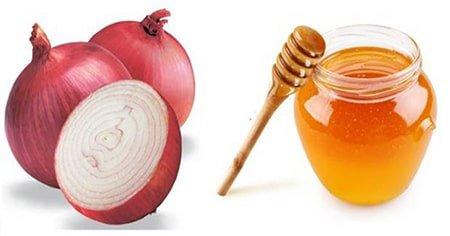 Onion and honey duo